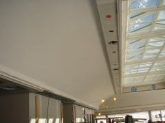 Troweled and Sprayed Acoustic Insulation