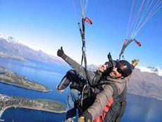 New Zealand Paragliding Vacation
