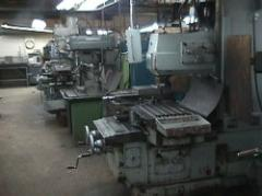 Tool Fabrication Services