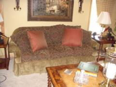 Upholstery & Fabrics