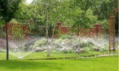 Irrigation Repair & Service