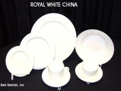 Royal White China
