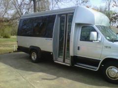Shuttle Bus - 14 pax Rental