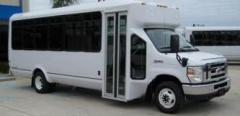 Shuttle Bus - 25 pax Rental
