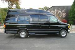 Executive Van - 10 pax Rental