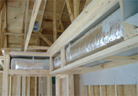 Ductwork design and installation