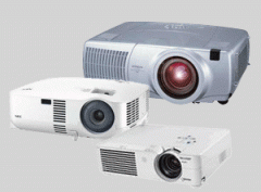LCD Projectors Rent