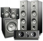 Residential and commercial audio systems