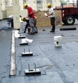 Hot Rubber Waterproofing