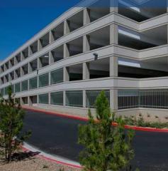 Metro Headquarters Parking Structure - Las Vegas,