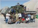 Wheeled Vehicles Support Services