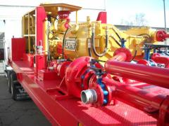 Mud Pump Trailer
