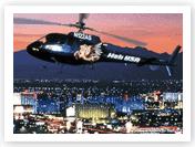 Vegas Nights Helicopter Wedding