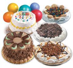 Ice Cream Pies and Cakes