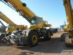 Rentals of Cranes & Construction Equipment