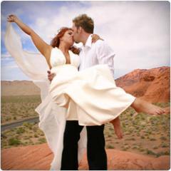 Las Vegas Outdoor Weddings Image