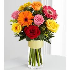 The FTD® Pick-Me-Up™ Bouquet - Vase  Included