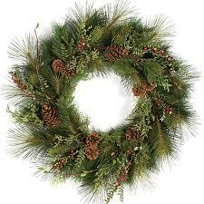Jane Seymour Silk Botanicals Christmas Welcome