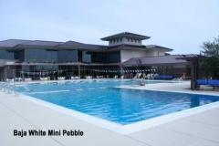Baja Pebble Mini Pool Resurfacing