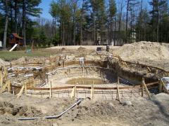 Pool Construction - Layout & Excavation,