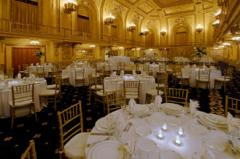 Banquets & Events in The Gold Room