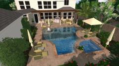 Sunco Pool Design & 3D Modeling