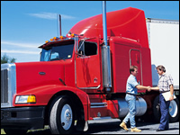 Commercial auto liability coverage