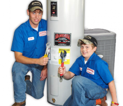 Aramendia Plumbing Heating and Air