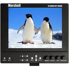 Marshall Electronics V-LCD70XP-3GSDI 7