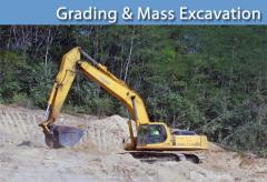 Grading & mass excavation