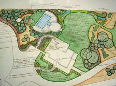 Computer Landscape Design and Installation