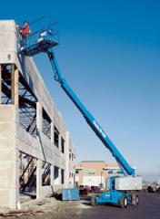 Telescopic Booms Rental