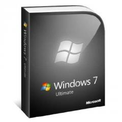 Window 7 Ultimate Software