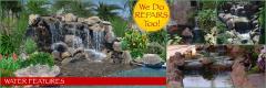 Water Features: Design, Build, Repair