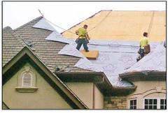Hail Damage Restoration Services