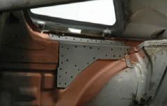 Repair and modernization of car bodies