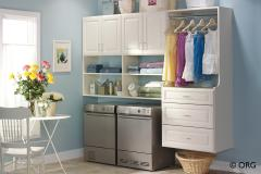 Laundry Organizers & Organization Systems