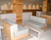 Metropolitan Restaurant Seating