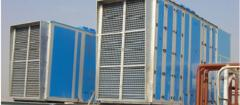 Air purification system installation