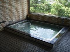 Carbonated Alkaline Mineral Water Bath
