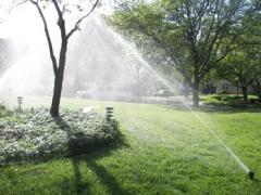 Сomplex underground sprinkler systems