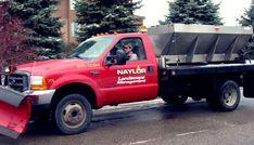 Residential and commercial snowplowing services