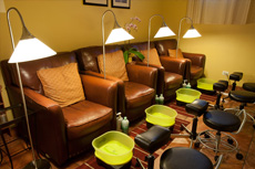 Foot Spa & Pedicure