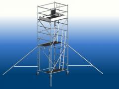 SMart Aluminium Mobile Tower