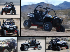 RZR XP 900 Adventure Tours