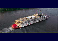 Great American Steamboat Co Cruise
