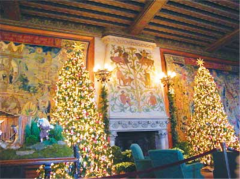 Biltmore Estate At Christmas Tours