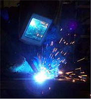 Custom Steel and Stainless Steel Weldments