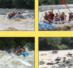 Manuel Antonio WWR Naranjo River Class III Tour
