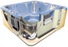 Sundance Hot Tub / Spa Installation